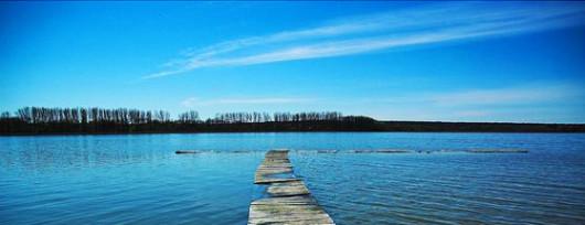 Jezioro Zdworskie pod Płockiem (źródło: www.galeria.plock24.pl)