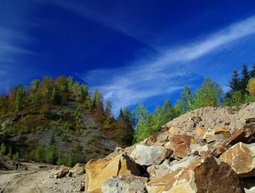 Rezerwat przyrody nieożywionej ''Gołoborze'' (zdjęcie dzięki www.grupabieszczady.pl)