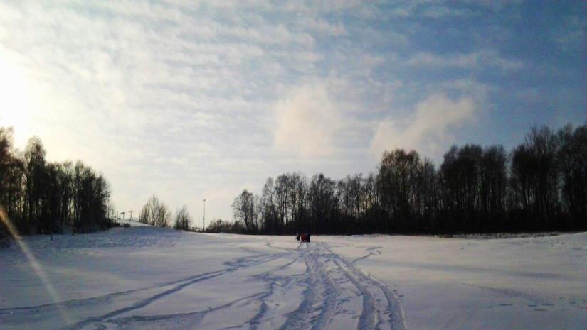 Malinka pod Zgierzem to doskonałe miejsce na narty jeśli nie możemy wyjechać w góry (źródło: fanpage ski parku Malinka)