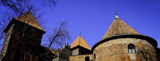 Zamek w Nidzicy w pełnej okazałości (źródło: www.nidzica.pl)