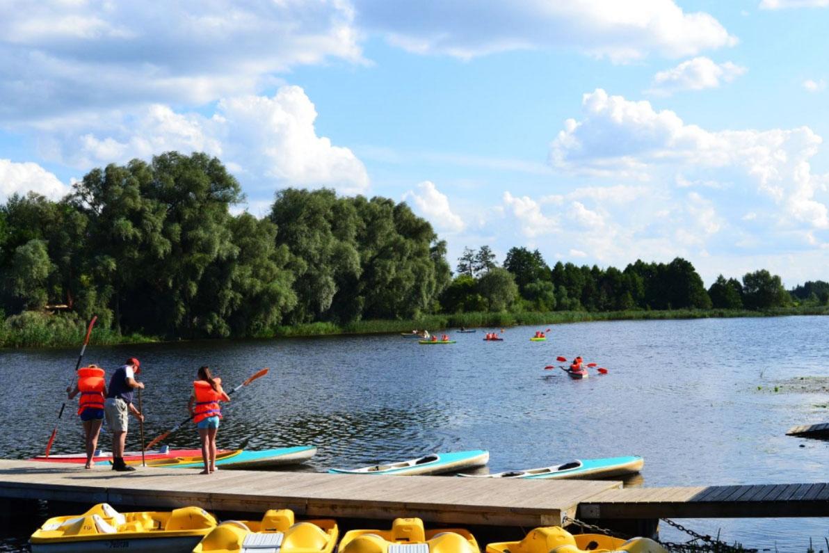 Wypożyczalnia kajaków na Iłżance (źródło: www.ilza.pl)