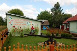 Galeria Staroci i Pamiątek Regionalnych w Lipcach Reymontowskich