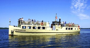 Ponad 100-letni statek Loewentin w super formie