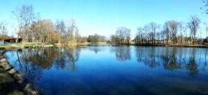 Park na Młynku jesienią (źródło fanpage)