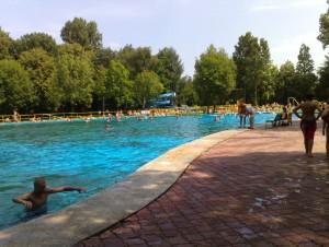 Wyremontowany basen w Zadolu w Katowicach