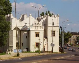 Zamek w Pabianicach