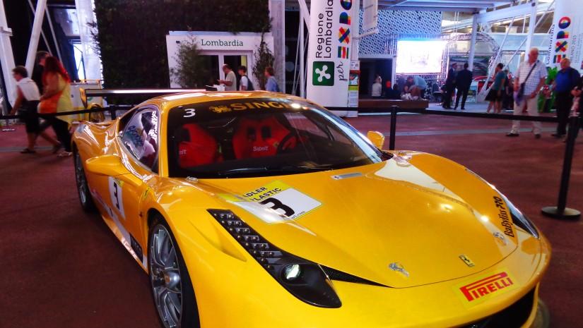 … jeszcze jednego Ferrari…
