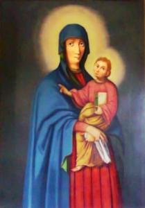 Cudowny obraz Matki Bożej Lewiczyńskiej
