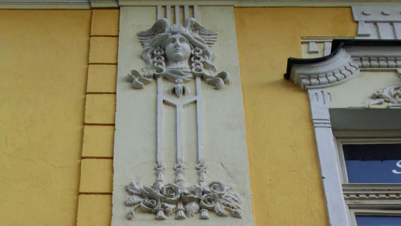 W Bardiowie można także znaleźć ciekawe przykłady secesji.