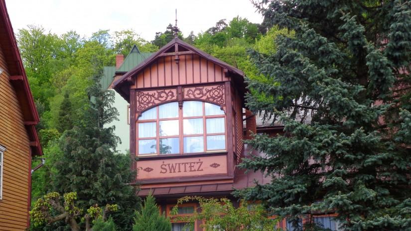 Willa Świteź pochodzi z 1880 r.