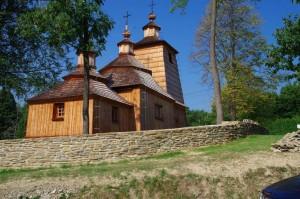 Cerkiew w Bałuciance