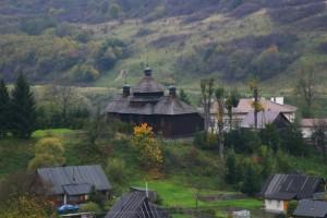 Przepiękna cerkiew w Krościenku to obecnie kościół.