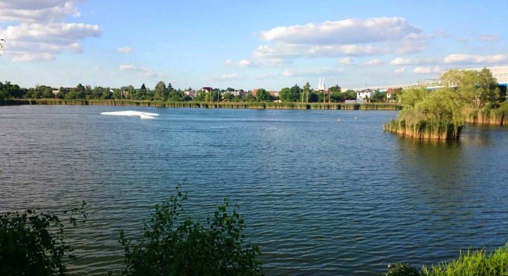 Glinianki we Wrocławiu to 3 zabiorniki wodne utworzone w miejscu dawnej kopalni gliny