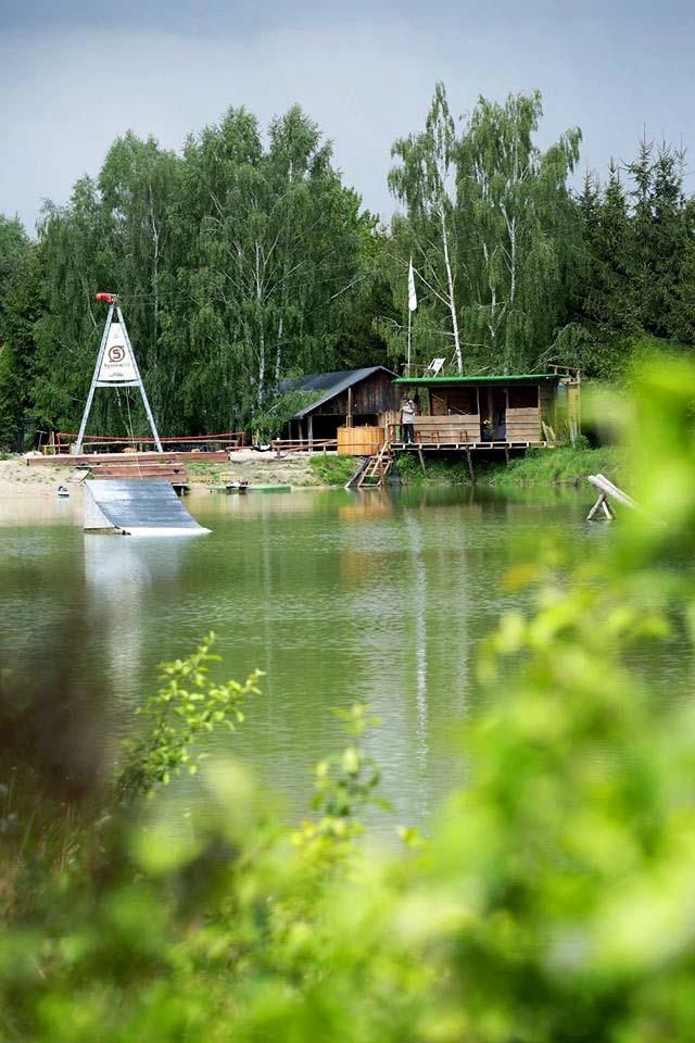 Książenice pod Grodziskiem Mazowieckim zapraszają na wakeboard
