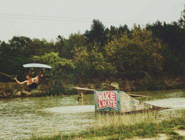 Książenice zapraszają na wakeboardowe szaleństwo tylko 30 km od centrum Warszawy
