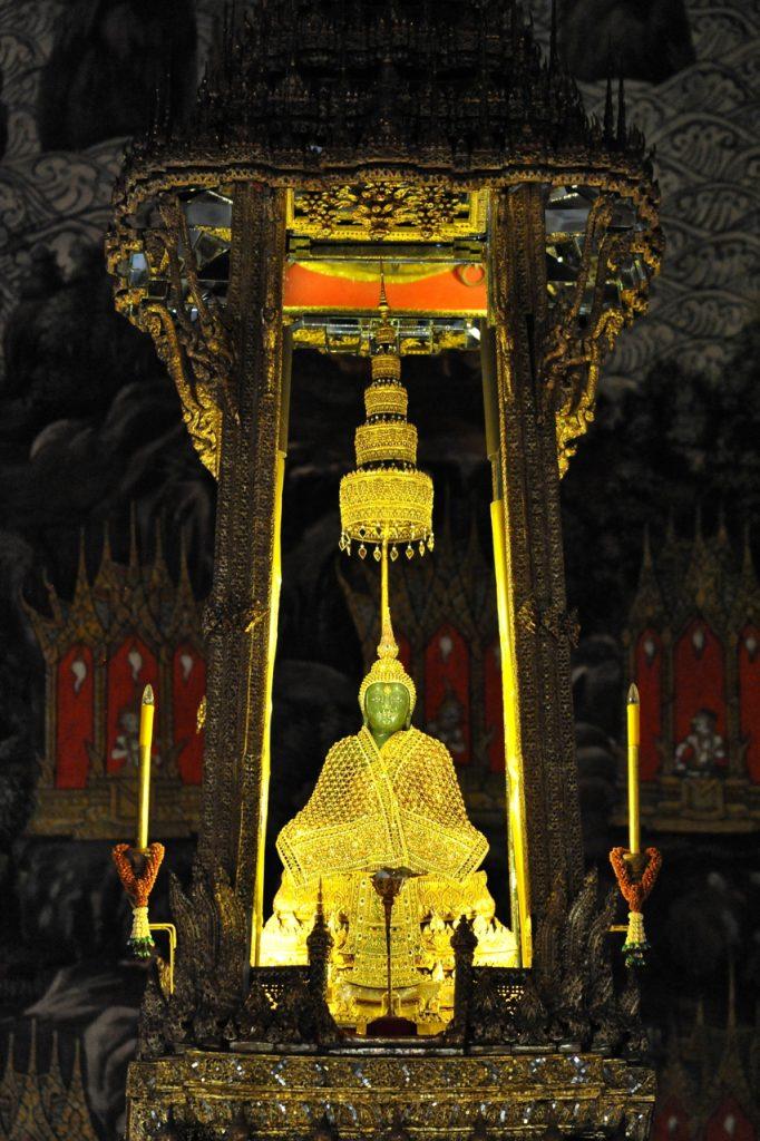Szmaragdowy Budda - Bangkok