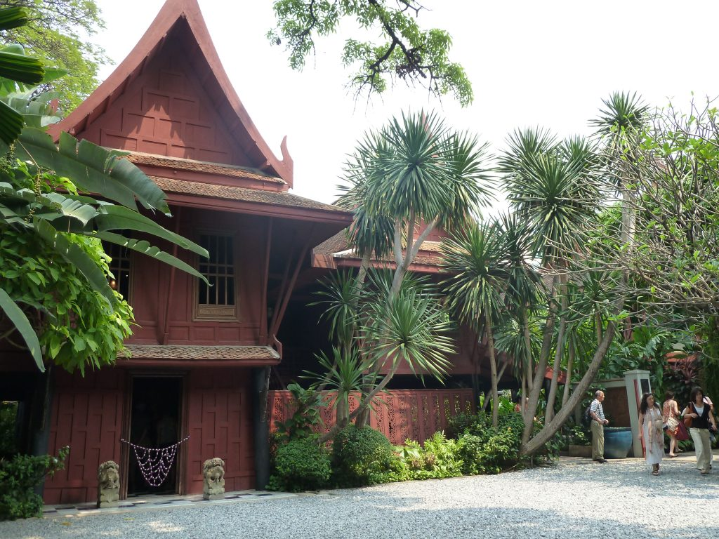 Dom Jima Thompsona - Bangkok
