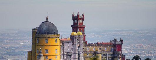 Sintra - najpiękniejsze miasto w Portugalii